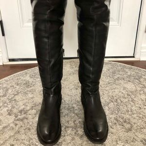 Frye Boots!! Over the knee!